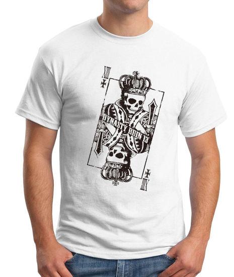 Chine Les hommes de conception Vintage Tee shirt imprimé