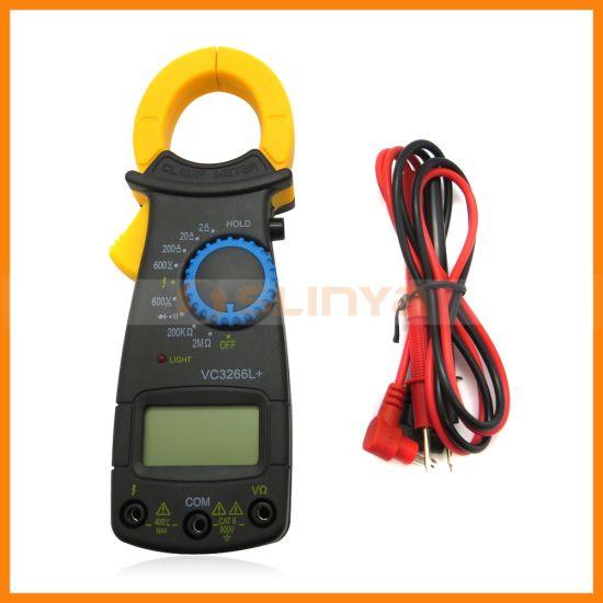 Testeur Multimètre Universel digital Pile inclue Voltmètre Ampèremètre Ohmmètre