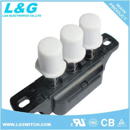 5 x Countax Starter Bouton//Interrupteur