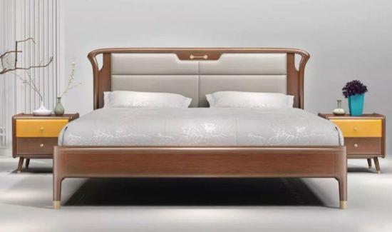 Chine Nouveau Design Nordique Haut Tissu Simple Double En