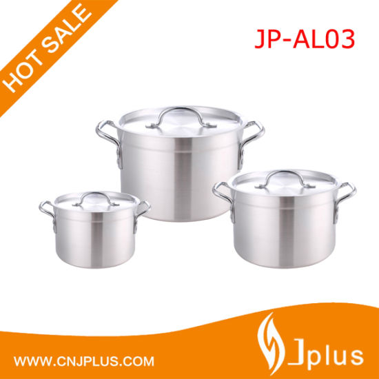3 Pcs Set Utensilios De Aluminio De Alta Calidad Jp Al03