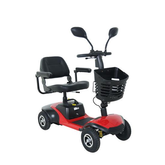 China Scooter eléctrico plegable ligero para ancianos y