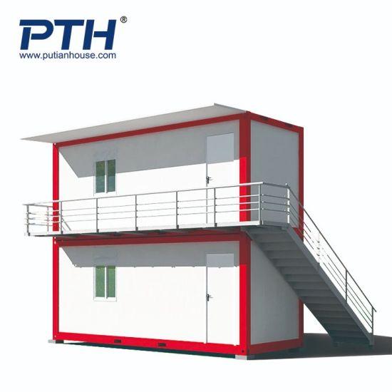 China Contenedor Personalizado Prefabricados Casa Casa Con