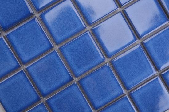 Chine Salle De Bains En Mosaique En Ceramique Foshan Mosaique Bleu Pour Piscine Acheter Materiau De Construction Sur Fr Made In China Com