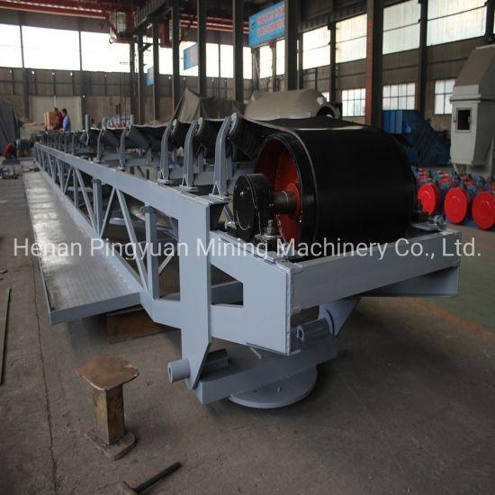 Китай конвейер ленточный транспортер сборка