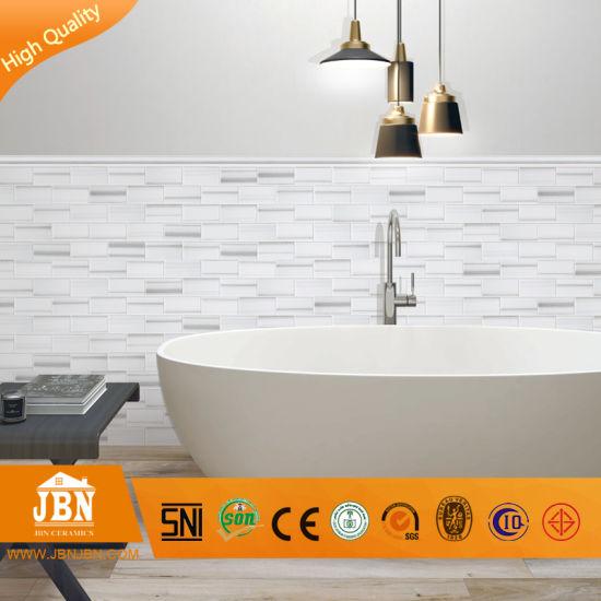 Chine La cuisine et salle de bain blanc brillant carrelage ...