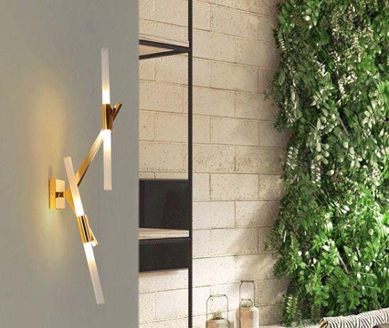 moderna LED China Dormitorio lámpara moda de árbol tenedor rtxshQdC