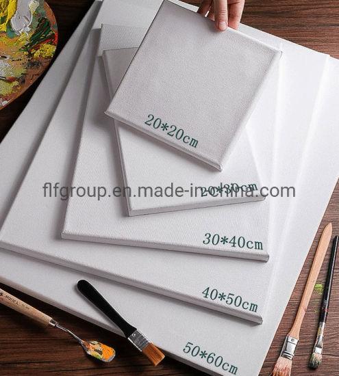 China 30 40cm Estirado Lienzo Para Pintar Y Dibujar Comprar Estira El Lienzo En Es Made In China Com