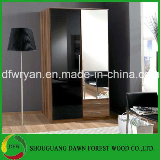 Cina Nuovi armadio della camera da letto del guardaroba ...