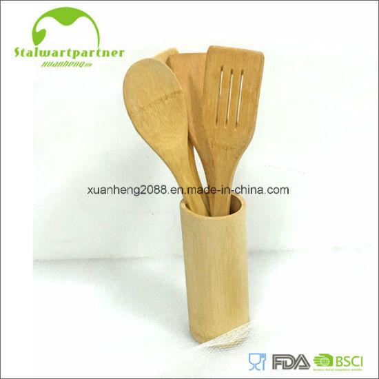 Cina Gli Utensili Della Cucina Hanno Personalizzato Il Cucchiaio Di Bambu Di Legno Della Grande Minestra Acquistare Cucchiaio Di Bambu Sopra It Made In China Com