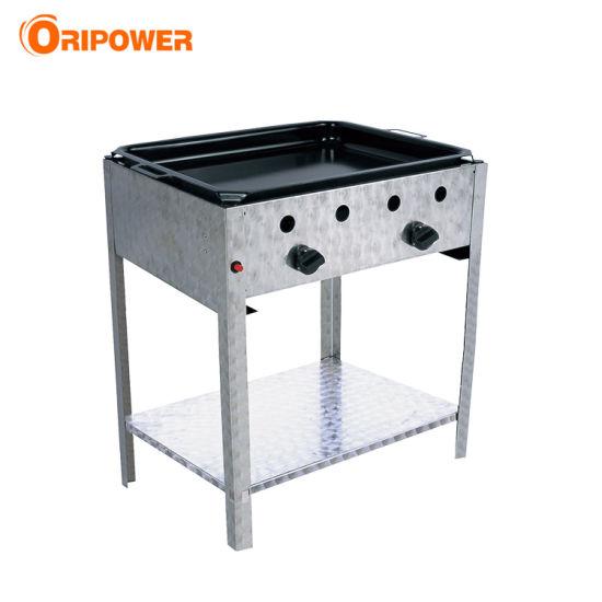 Chine Grilles en acier inoxydable Cuisine barbecue à gaz