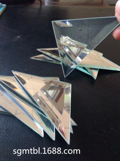 Chine Forme Iregular Clear Silver miroir miroir d ...