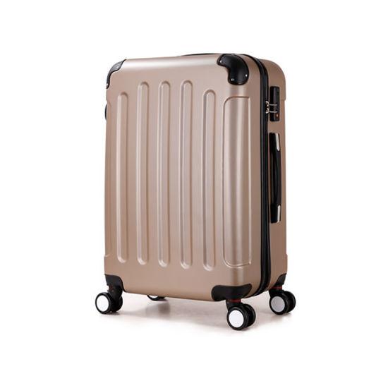 ABS rigide hard case valise voyage trolley sac de bagages 4 ROUES valises