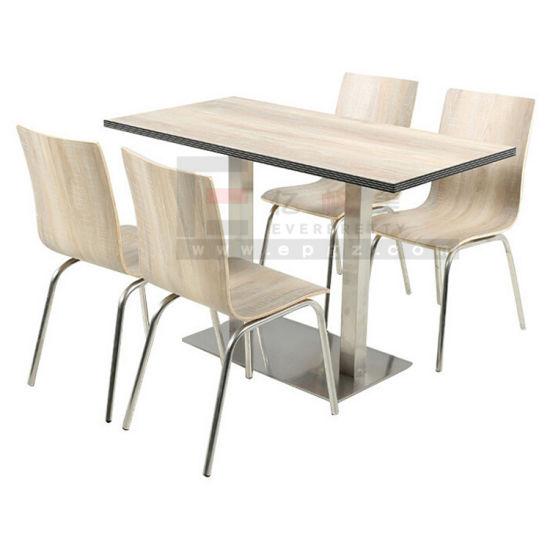 China Restaurante moderno muebles mesas y sillas de comedor ...