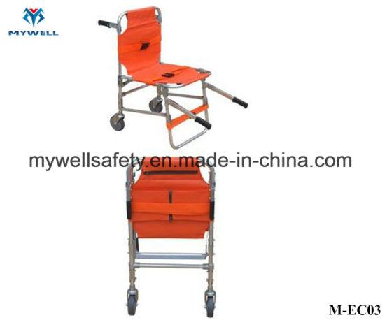 China M Ec03 Silla de ruedas de la escalera de equipos