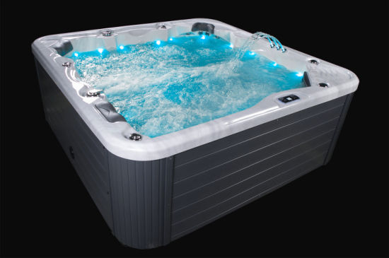 Jacuzzi Grande Taille.Chine Hydro Massage Spa Bain A Remous Pour Garden Spa