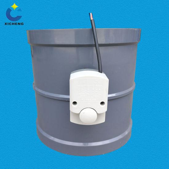 Regulador de presi/ón Inflable con v/álvula de medidor de Flujo de Aire para v/álvulas de Tanque G5//8 Zerodis