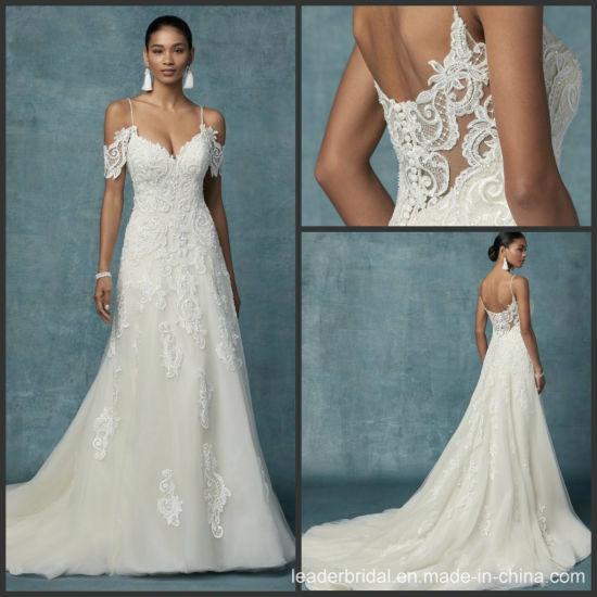 Chine Custom robe de mariée robe robes de