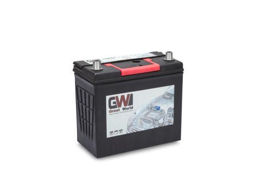 Flambant neuf plaques de calcium plomb 12V 45Ah bon marché pour la voiture de batterie de voiture