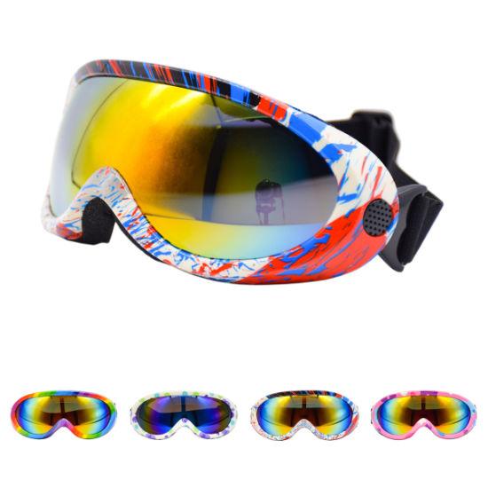 diseñador nuevo y usado moda mejor valorada nueva especiales Exteriores para niños Unisex Gafas Motocross ATV off road anti UV Kid gafas  de deporte
