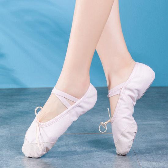 China Comercio al por mayor zapatos de ballet elegantes