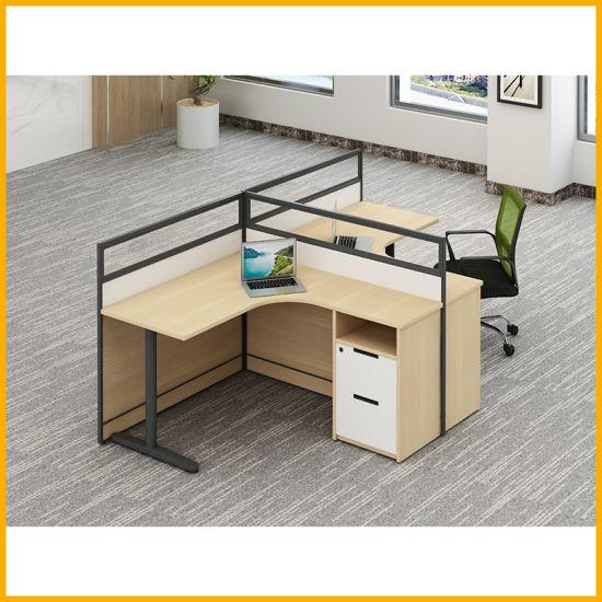 China Diseño simple armario mesa de oficina separadores de ...