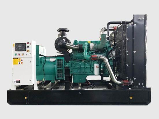 Planta generadora de electricidad diesel