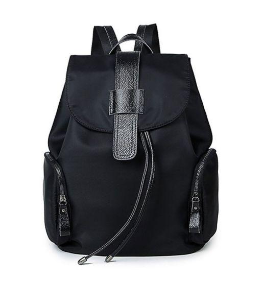 Las nuevas mujeres de mochila de Nylon impermeable de 10