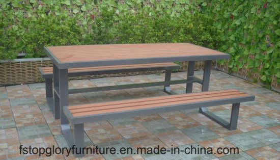 Chine Nouvelle conception de matériel Bois Plastique Outdoor ...