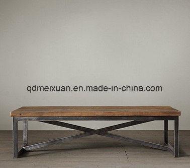 Chine American pays ne l'ancien mobilier en bois massif, en