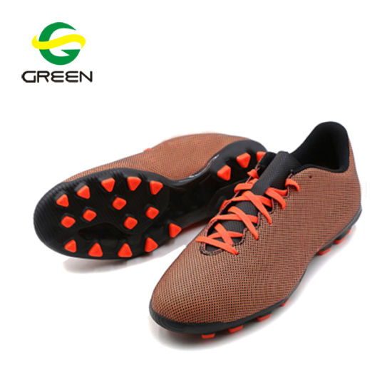 Greenshoe faire vos propres chaussures de football, Soccer chaussures pas cher Hommes Chaussures de football