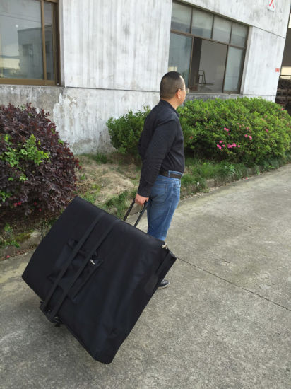 massage Table de 002 pliable Chine portable TrolleyTR 35AjLc4qR