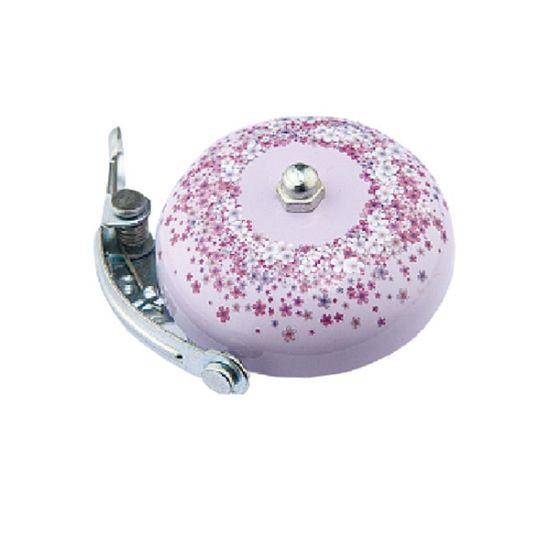 Pink Donut Sprinkles Bicycle Handlebar Bike Bell