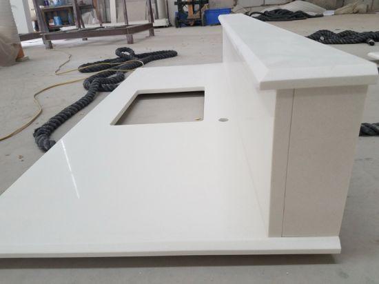 gabinetes de cocina blancos con encimeras de esteatita China Cuarto De Bao Cocina Beige Esteatita Superficie
