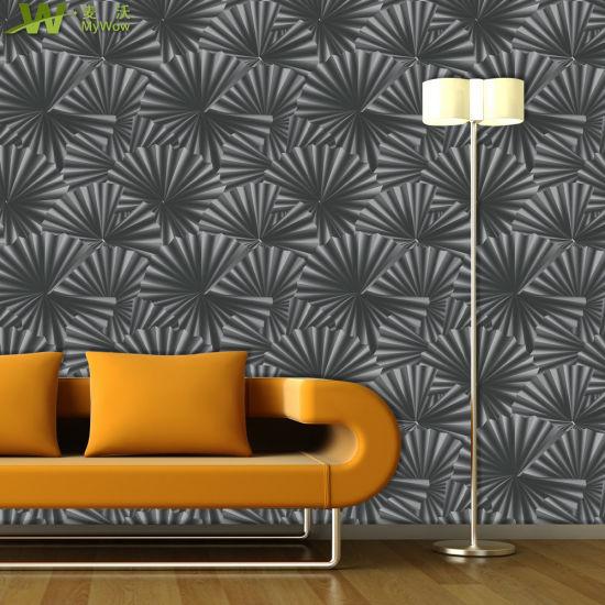 Decoration Maison 3d En Vinyle Pvc Etanche Le Papier Peint Papier Peint En Stock