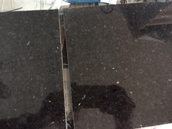 Chine Comptoir de cuisine en granit noir Galaxy – Acheter ...