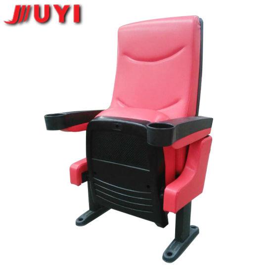 Nouveau produit Auditorium confortable chaise avec siège moulé par injection (JY 618)