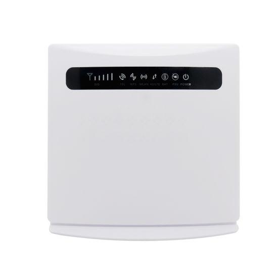 3G 4G LTE fente pour carte SIM sans fil routeur intérieure CPE modem WiFi avec antenne externe