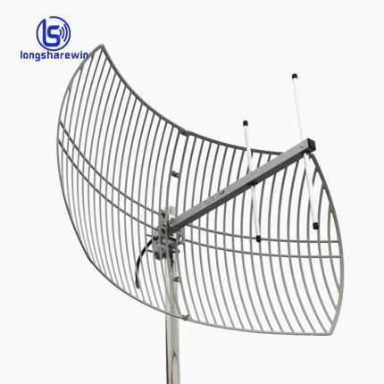 Chine Custom 24dbi Wifi Exterieur Sans Fil Wlan Antenne Directionnelle De La Grille A Longue Portee Acheter Une Antenne Exterieure Sur Fr Made In China Com