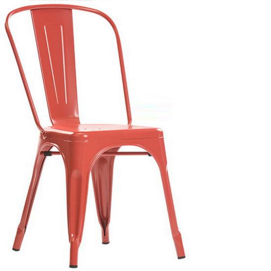 Empilable Marais Style Tolix Chine chaise industriel loft de O0wnvmyNP8