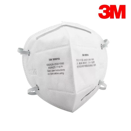 masque 3m pollution