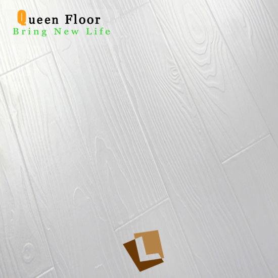 Pisos Laminados, Super Gloss White Laminate Flooring