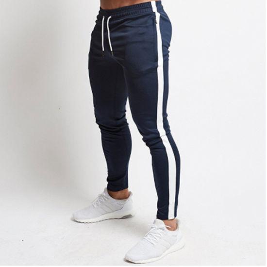 China Comodos Pantalones Ropa Deportiva Fitness Gimnasio Para Los Hombres De Pantalon Emparejador Comprar Pantalones Emparejador En Es Made In China Com