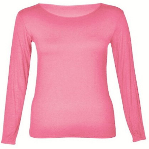 Chine Les Femmes T Shirt à Manches Longues Avec 100 Coton