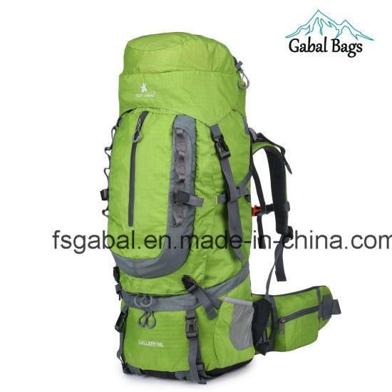 vendita calda online 86667 56222 Sport esterni di nylon durevoli Tavel che fa un'escursione zaino con la  parte posteriore registrabile
