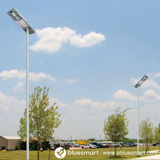 Haut de la lumière LED Lampe Solaire de Jardin de la rue pour marché Algier