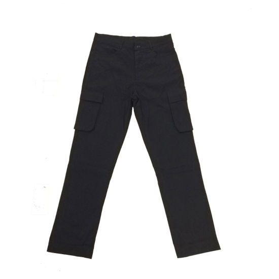 China Total De La Tela De Algodon Negro De Los Hombres Pantalones Comprar Pantalon De Algodon Tejida De Pantalones En Es Made In China Com