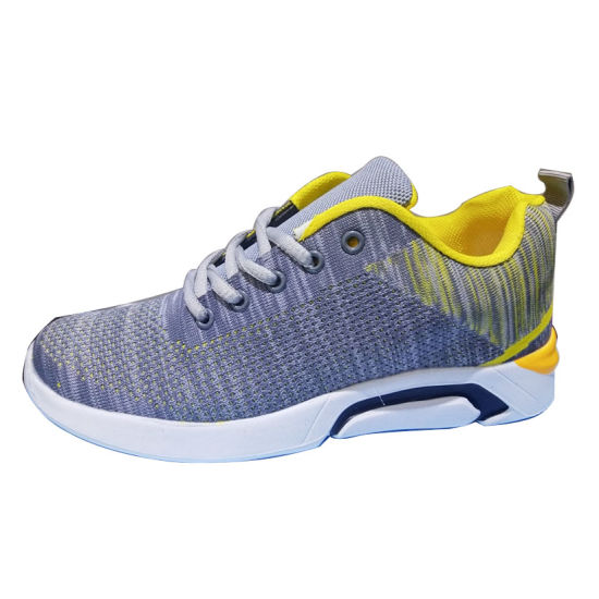Nouveau Style Hommes Chaussures athlétiques occasionnel Sneaker Shoes (ZJ 3)