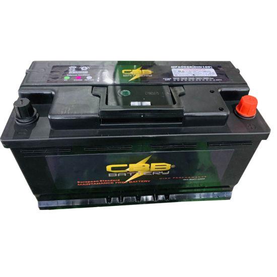 Sans Entretien 12v Voiture Batterie Auto Batterie Automobile