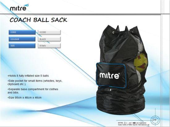 Fashion coulisse Football Sports de sac à dos de basket-ball de soccer  intérieur extérieur Salle de Gym Club scolaire de maille tubulaire isolé  Ball ...